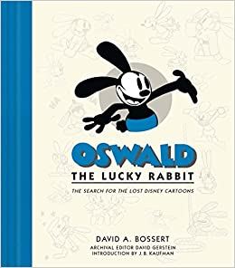 Amazon.com: Oswald the Lucky Rabbit: The Search for the