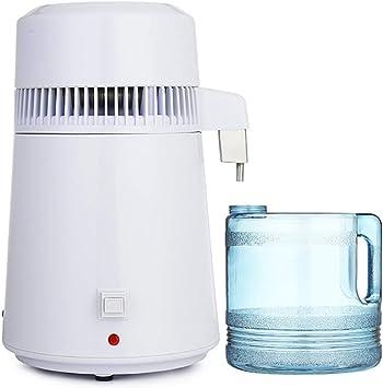 Destilador de agua pura, Purificador de agua con rápida velocidad ...