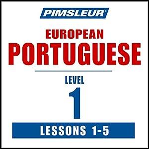 Pimsleur Portuguese (European) Level 1, Lessons 1-5 Speech