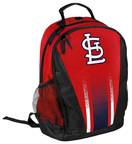 (St. Louis Cardinals 2016 Stripe Primetime Backpack)
