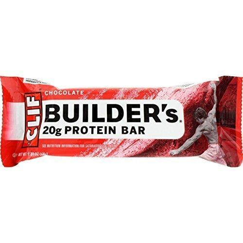 Clif Bar Builder Bar Chocolate 2.4 oz