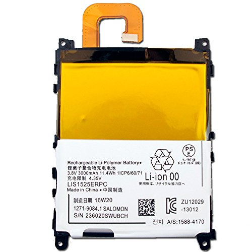 Sony Battery for Xperia Z1 C6902/C6903/C6906/C6943 - 6