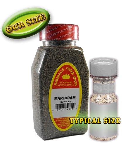 Marshalls Creek Spices (3 PACK) MARJORAM