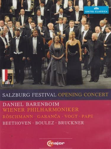 Salzburg Opening Concert 2010 [DVD] [2011] [NTSC] by Vienna Philharmonic Orchestra