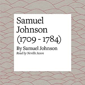 Samuel Johnson (1709 - 1784) Audiobook