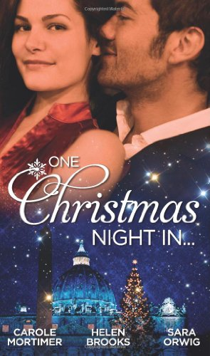 book cover of One Christmas Night In...