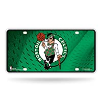 NBA Boston Celtics Metal Tag License Plate