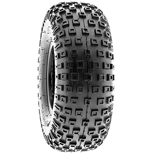 SunF 145/70-6 145/70x6 ATV UTV All Terrain Trail Replacement 6 PR Tubeless Tires A011, [Set of 2] by SUNF (Image #6)