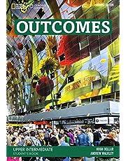 Outcomes Upper Intermediate Student Book+DVD