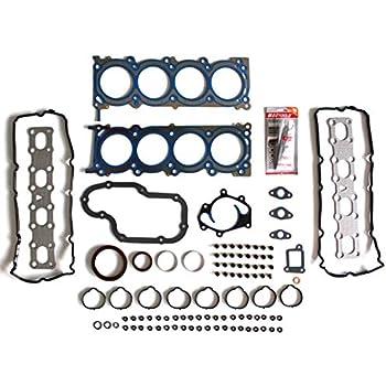 ROADFAR Head Bolts//Studs Kit Set for Infiniti FX45 Q45 QX56 Nissan Armada NV2500 Pathfinder Titan 4.5L 5.6L 02 03 04 05 06 07 08 09-15