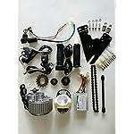 51hKFyWac0L. SS150 Batteria agli ioni di Litio da Bici elettrica Hailong 36V 10Ah / 17.4Ah Batteria per Bici elettrica montata su Telaio…