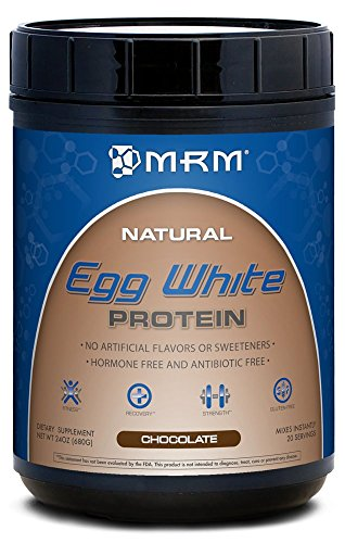 MRM Egg White Protein, Chocolate, 24 Ounce