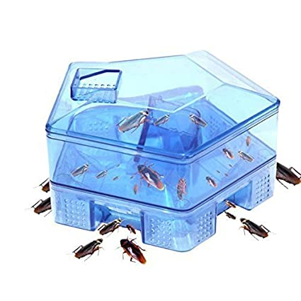 Mobhada Eco Friendly Household Cockroach Killer Trap for Household Cockroaches and Pest Control