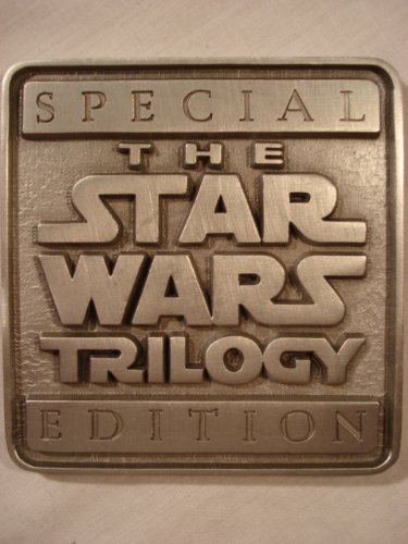 Rare Limited Edition Star Wars Paperweight made from Pewter 715 of 750