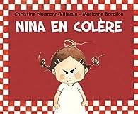 Nina en colère par Marianne Barcilon