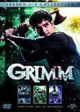 Grimm (Season 1-3 Collection) - 18-DVD Box Set ( Grimm (66 Episodes) ) [ NON-USA FORMAT, PAL, Reg.2.4 Import - United Kingdom ] by David Giuntoli