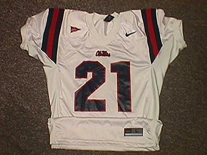 the best attitude 98794 e6fc8 Justin Coleman University of Mississippi Rebels 2001 ...