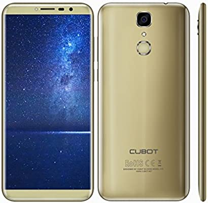 Smartphone Libre - CUBOT X18, Moviles Baratos 4g 5.7