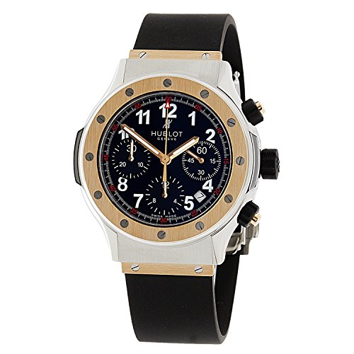 Hublot Super B Chronograph Automatic Black Dial Mens Watch 1926.NL30.7