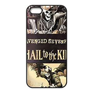 RMGT avenged sevenfold hail to the king Phone Case for Iphone 6 plus 5.5