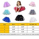 Zcaynger Baby Girls Toddler Tutu Skirt With