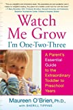 Watch Me Grow - I'm One-Two-Three, Maureen O'Brien, 006050787X