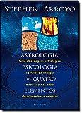 capa de Astrologia, Psicologia e os Quatro Elementos
