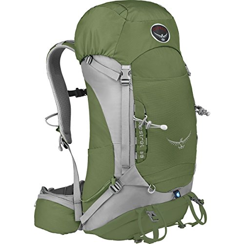 Osprey Unisex Kestral 38 Backpack - Conifer Green