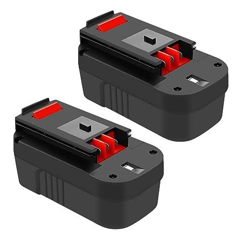 Amazon.com: ENERMALL 19,2 V Batería para Craftsman Diehard ...
