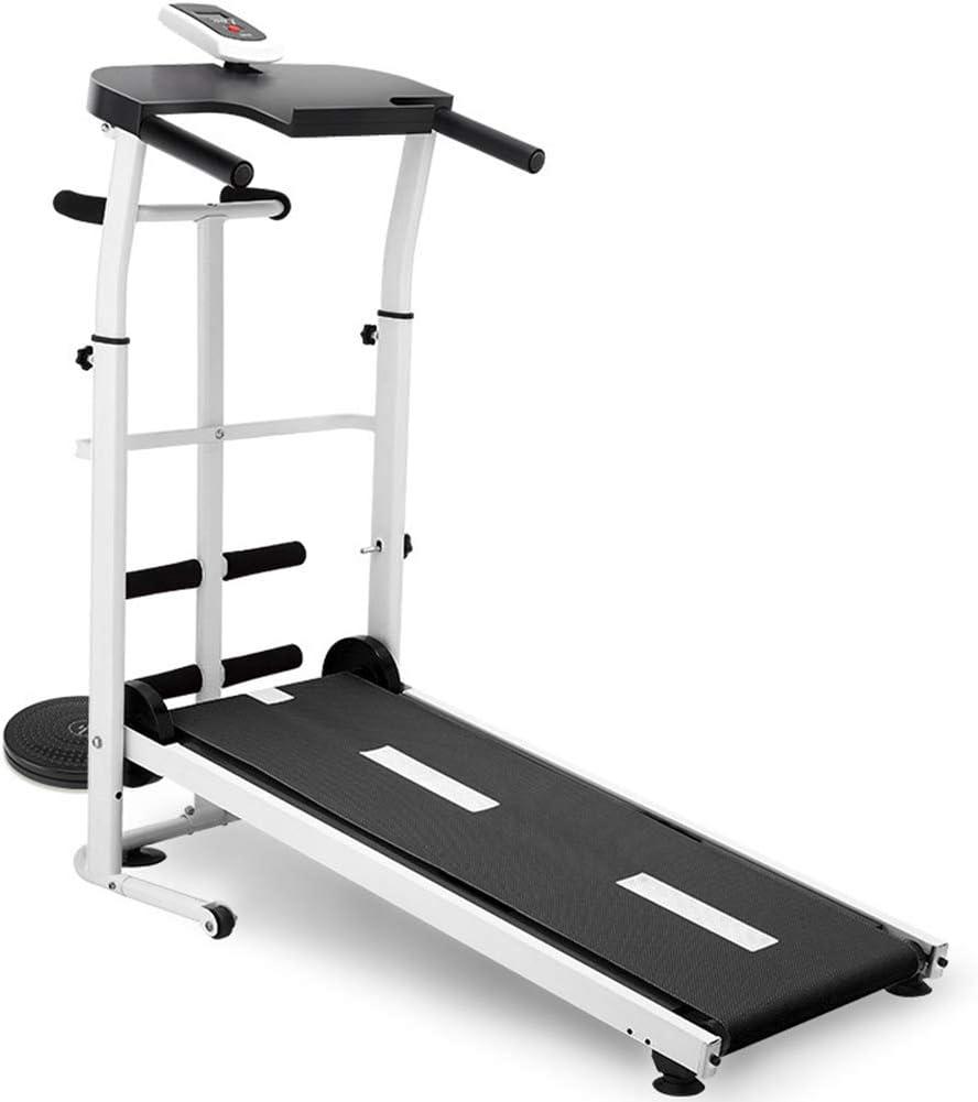 Folding Treadmill,Mechanical Treadmill,Household Small Mini Treadmill,Walking Multi-Function Silent Weight Loss