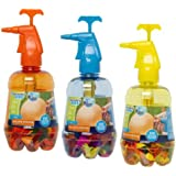 Discovery KIDS 3-in-1 Balloon Pumper - One unit (Colors vary)