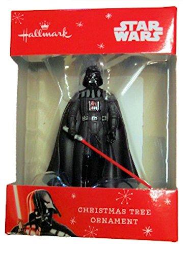 Star Wars Darth Vader Ornament (Hallmark 2015 Ornament Star Wars (Darth)