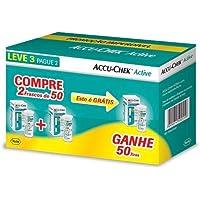 Kit Accu-Chek Active 3x50 Tiras Reagentes