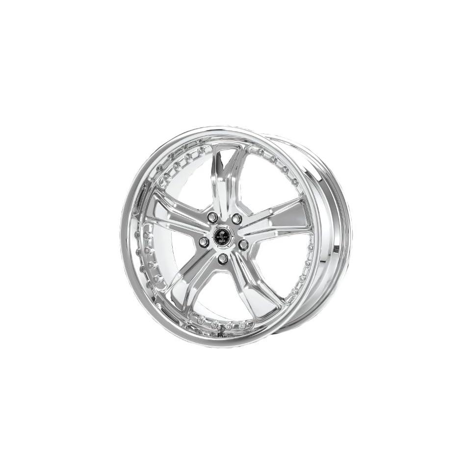 20x9 American Racing Shelby Razor (Chrome) Wheels/Rims 5x114.3 (SB698S2967)