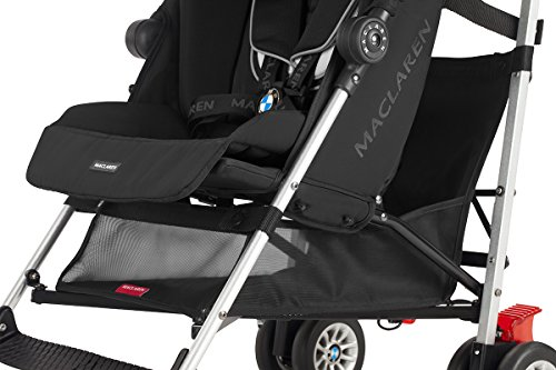 Maclaren bmw buggy stroller black buy online in uae for Recambios silla maclaren