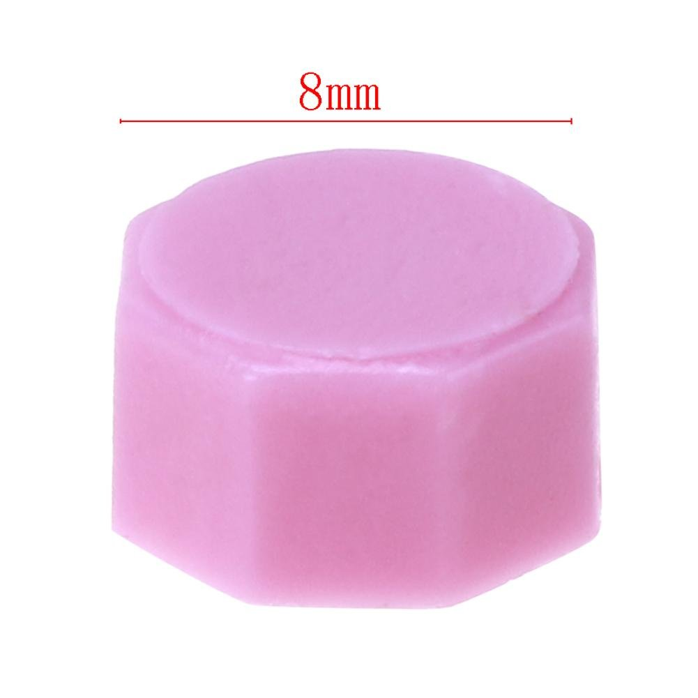 Blue 100pcs//Lot Retro Octagon Sealing Wax Beads Stamping Envelope Decor