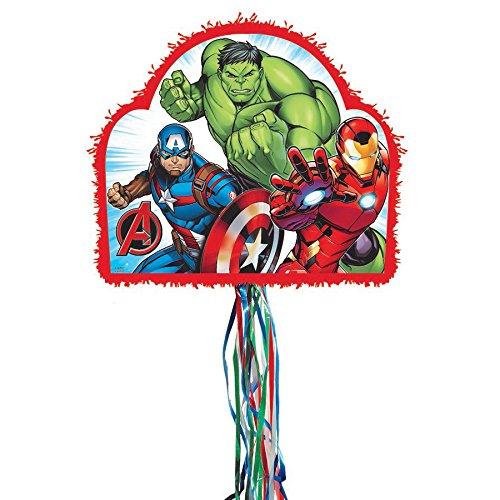 Avengers Pinata ( Each) (Avengers Pinata)