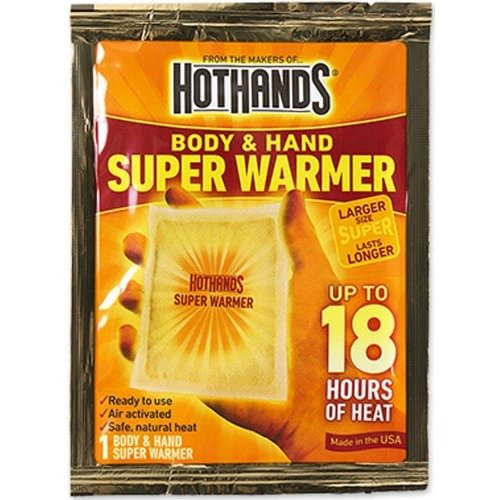 HotHands Body & Hand Super Warmer