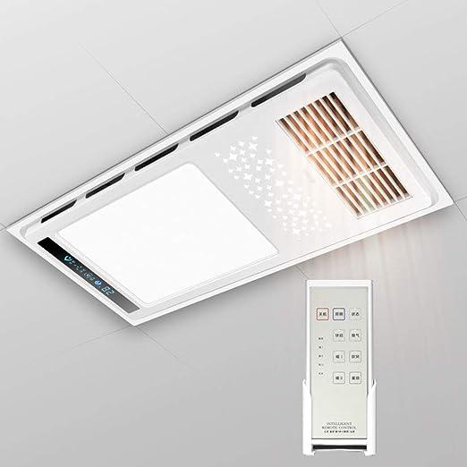 GXFC Calentador multifunción, Extractor, iluminación LED ...