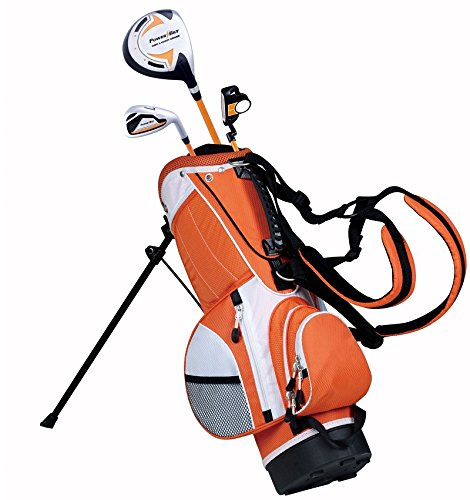 Powerbilt-Golf-Junior-6-Piece-Set-With-Bag-Ages-3-5