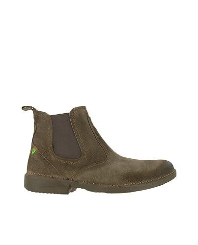 El Naturalista Herren Ng24 Lux Suede Yugen Chelsea Boots