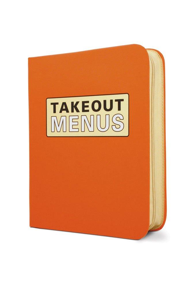Read Online Takeout Menu Organizer pdf