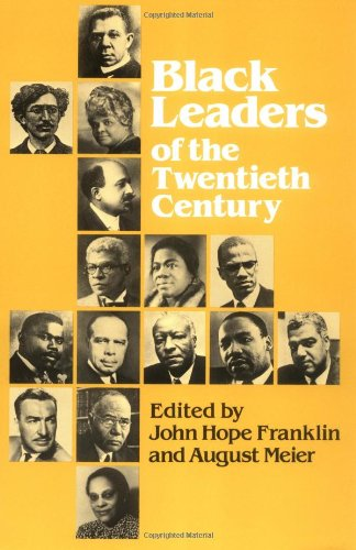 Books : Black Leaders of the Twentieth Century