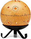 Pavilion- In Memory 5'' Pierced Round Candle Holder