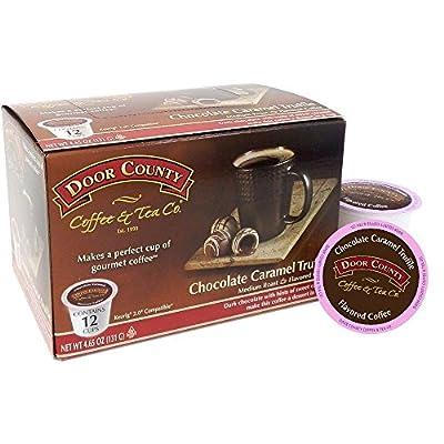Door County Coffee Single Serve Cups for Keurig Brewers