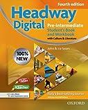 New headway digital. Pre-intermediate. Student's book-Workbook. Without key. Con espansione online. Per le Scuole superiori.
