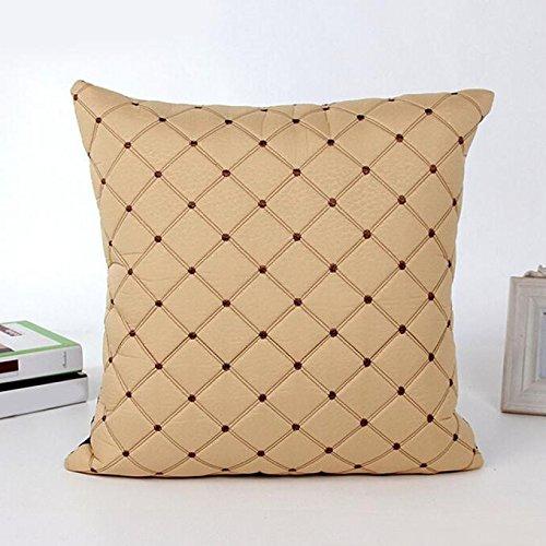 Rumas 174 Artificial Leather Sofa Bed Home Coffee Shop Decor