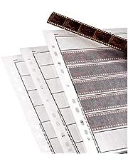 Hama 002251 24 x 36mm Negative File Sleeves and Glassine Matt 100 Sheets