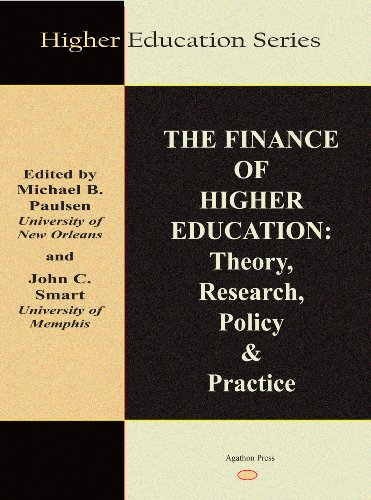 The Finance of Higher Education: Theory, Research,...