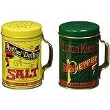Norpro 713 Salt and Pepper Shakers, 2 Piece Set